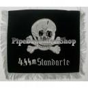 WW2 SS adolf hitler standard trumpet banner