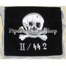 WW2 4th SS Standard Trumpet Banner