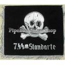 WW2 II SS Standard Trumpet Banner