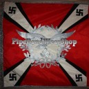Luftwaff Flak Regimental Standarte Banner