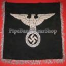 WWII Nazi German Trumpet Banner