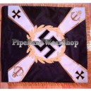 WWII German Infantry Regiment Trumpet Banner