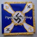 WWII German Kriegsmarine Ceremony Standard Banner