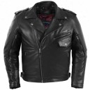 Black Leather Doublet