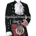 Montrose Navy Blue Kilt Doublet Jacket