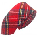 Blackwatch Tartan Plaid Tie
