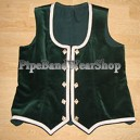 Black Highland Dancing Waistcoat