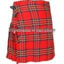 Royal Stewert Scottish Traditional Tartan Kilt