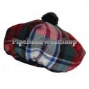 Buchanan Tartan Tammy Hat (Modern) Lambswool