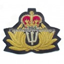 Barbados Arms Cap Badge