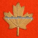 Canadian Regimental Sergeant Major Arm Badge (Ceremonial)