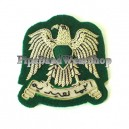 Libya Arab Protocol Cap Badge