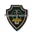 Libya Pipe Band Arm Badge