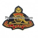 Libya Popular Resistance Arm Badge