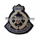 Malaysian Police Cap Badge