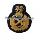 Malaysian Artillery Beret Badge