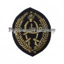 Qatar Police Warrant Officer1 Arm Badge