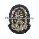 Seychelles Customs Cap Badge