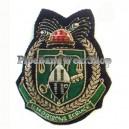 Seychelles Customs Cap Badge