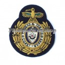 Trinidad and Tobago Customs and Excise Cap Badge