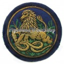 Zimbabwe Army Rank Star Badge