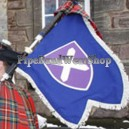 Royal Regiment of Scotland Bagpipe Pipe Banner