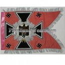 White Infantry Army Swallowtail Standarten Banner