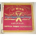 1st Battalion/15th Field Artillery Regiment Banner