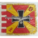 German WW2 Nazi Insignia Flag